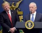 Hé lộ bất đồng giữa Tổng thống Trump với các tướng lĩnh Mỹ