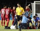 Trọng tài bắt ở AFF Cup 2018 cầm còi trận Việt Nam - Iraq