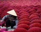 Báo Pháp viết về làng sản xuất hương của Việt Nam