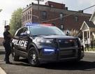Xe cảnh sát Mỹ - Bản sao của Ford Explorer thế hệ mới