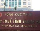 Cục Thuế Thanh Hóa xin 700 triệu đồng để động viên cán bộ