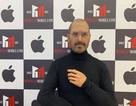 """Tượng sáp """"phù thủy"""" Steve Jobs gây chú ý tại TP HCM"""