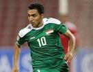 Iraq tổn thất lớn ngay trước thềm trận đấu với tuyển Việt Nam