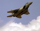 Máy bay chiến đấu Israel bung nắp buồng lái ở độ cao hơn 9.000m