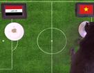 Mèo tiên tri ở nước Anh chọn tuyển Việt Nam thắng Iraq