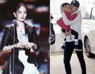 Dương Mịch tái xuất xinh đẹp, Lưu Khải Uy lộ diện cùng con gái sau khi ly hôn