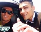 """Bản sao của C.Ronaldo bất ngờ gây """"bão"""" cho người hâm mộ"""