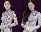 Lộ diện những thí sinh có nhan sắc ấn tượng tại Hoa hậu Bản sắc Việt