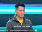 Không đá Asian Cup, Đình Trọng vẫn ghi điểm với fan nữ khi bình luận bóng đá