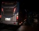 Hai xe khách gặp nạn, 1 người chết, 5 người trọng thương