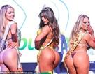 Hé lộ cô gái có vòng ba đẹp nhất thế giới