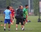 Park Hang Seo nhận tin không vui từ thủ môn Nguyên Mạnh