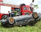 Vụ thai phụ cùng 2 thanh niên tử vong trong chiếc Mercedes: Xác định người cầm lái