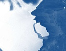 Núi băng 315 tỷ tấn vừa tách khỏi Nam Cực