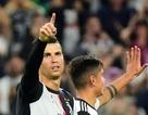 C.Ronaldo lập công giúp Juventus đại thắng ở Champions League