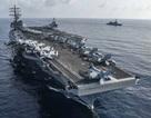 """Vì sao hàng không mẫu hạm Mỹ """"trên cơ"""" tàu sân bay Trung Quốc?"""