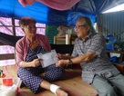 Bạn đọc Dân trí giúp đỡ 14 hộ dân bị thiệt hại do lũ lụt ở Phú Quốc