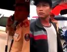 """Vụ bắt dân xóa video quay CSGT vì """"miếng cơm manh áo"""": Người lạ """"nhặt được"""" bộ đàm của CSGT?"""