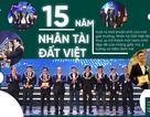 Giải thưởng Nhân tài Đất Việt lan toả, thắp sáng mầm cây tương lai suốt gần hai thập kỷ