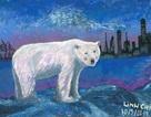 Hà Nội: Học sinh phổ thông vẽ tranh bảo vệ môi trường