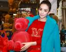 """""""Bà xã"""" Quách Phú Thành sang chảnh dự sự kiện"""