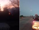 Xôn xao thông tin quả cầu lửa bí ẩn rơi xuống Chile