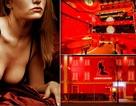 Đột nhập nhà thổ siêu sang đỏ rực hút hồn du khách ở Đức