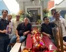 Quyền Linh, Phước Sang, Lê Tuấn Anh thăm mộ Lê Công Tuấn Anh
