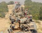 Thổ Nhĩ Kỳ tăng cường quân sự tại biên giới: Chuẩn bị tấn công Syria?