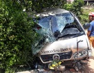 Xe ô tô gây tai nạn liên hoàn, 3 người bị thương