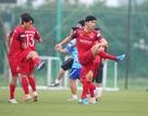 Công Phượng trình diện HLV Park Hang Seo, cười tươi sẵn sàng đấu Malaysia