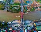 """Chuẩn bị thông xe cây cầu hơn 2.000 tỷ đồng có kiểu dáng """"độc và lạ"""""""
