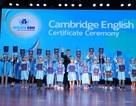 Ocean Edu vinh danh 2.000 học viên xuất sắc kỳ thi Cambridge Quốc tế