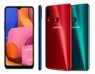 Samsung bán Galaxy A20s - Smartphone tầm trung với pin lớn và 3 camera tại Việt Nam
