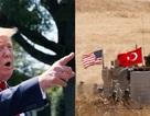 """Ông Trump dọa """"hủy diệt, xóa sổ"""" kinh tế Thổ Nhĩ Kỳ"""