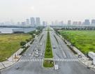 Toàn cảnh tuyến đường 8 làn kết nối 3 quận ở Hà Nội