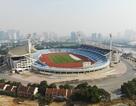 Toàn cảnh sân Mỹ Đình trước trận Việt Nam - Malaysia