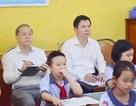 Chủ tịch tỉnh bất ngờ đến ngồi học môn Đạo đức cùng học sinh