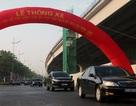 Hà Nội thông xe đường Mai Dịch - cầu Thăng Long