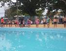 Quảng Ngãi: Hàng ngàn trẻ em vùng thiên tai được học bơi miễn phí