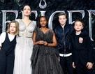 Angelina Jolie thanh lịch quảng bá phim tại London
