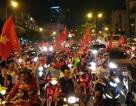 """Công an Hà Nội """"tung quân"""" bảo vệ trận Việt Nam - Malaysia"""