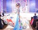 Hoa hậu Nguyễn Thị Thùy được vinh danh tại sự kiện giao lưu văn hóa Việt Hàn