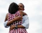 Chùm ảnh kỷ niệm ngày cưới của vợ chồng ông Obama thu hút hơn 2 triệu like trên Twitter