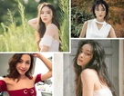 """4 nữ du học sinh Việt xinh đẹp """"thần thái"""" không kém hot girl"""