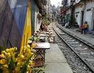 Hà Nội và cà phê đường tàu Phùng Hưng