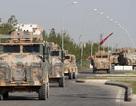 Thổ Nhĩ Kỳ nã hỏa lực xuống khu vực Mỹ đóng quân tại Syria