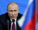Ông Putin tuyên bố Nga phát triển vũ khí xuyên thủng mọi lá chắn