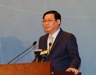 """Phó Thủ tướng phê bình lãnh đạo Bộ Tài chính, TN&MT """"vắng mặt"""" tại Diễn đàn Kinh tế"""