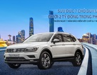 Tặng 1 năm bảo hiểm vật chất và bảo dưỡng khi mua VW Tiguan Allspace